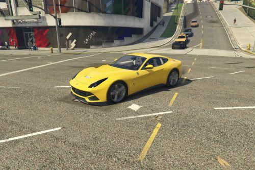 Ferrari F12 Berlinetta [Add-On | Replace]