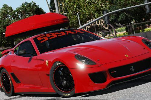 Ferrari GTO 599XX [Add-On]