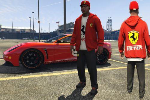 Ferrari Clothing Pack
