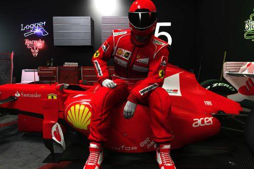 Ferrari Racing Suit