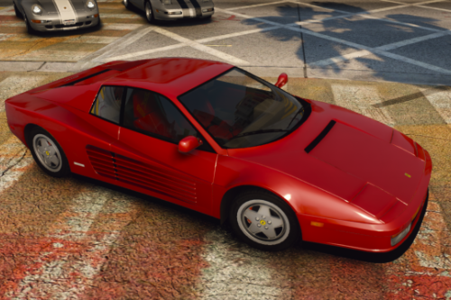 Ferrari Testarossa 1986 [Add-On | Tuning | Template]