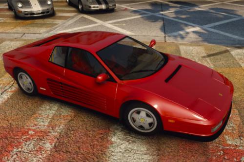 Ferrari Testarossa 1986 [Add-On | Tuning | Template]