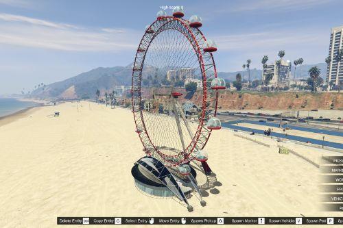 Ferris Wheel Prop