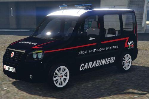 Fiat Doblo Carabinieri - RIS