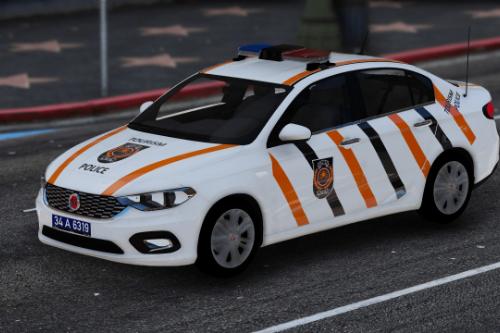 Fiat Egea Turizm Polisi Turkish