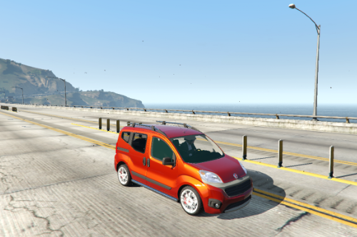 Fiat Fiorino (2007-2016) [Add-On / Replace | Tuning]