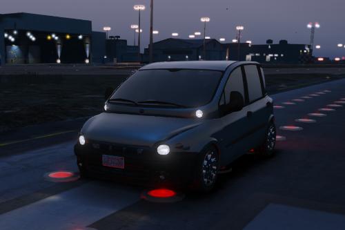 Fiat Multipla [Add-On]