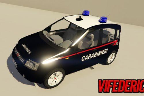 Fiat Panda 2004 - Carabinieri [ELS]