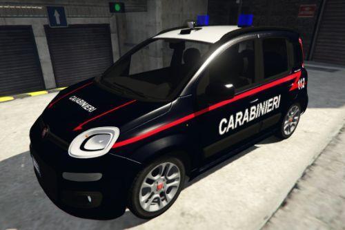 Fiat Panda Carabinieri - Military Police | Reskin [ELS]
