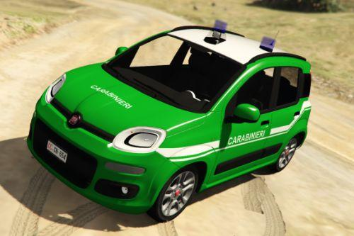 Fiat Panda Carabinieri - Servizio Forestale | Reskin [ELS]