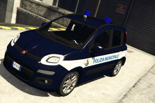 Fiat Panda Polizia Municipale - Comune di Bari [ELS]