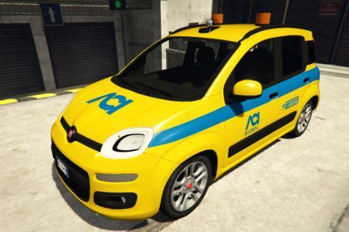 Fiat Panda Soccorso Stradale - ACI Global | Reskin [ELS]