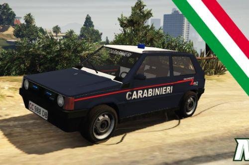 Fiat Panda Supernova - Carabinieri [ELS]