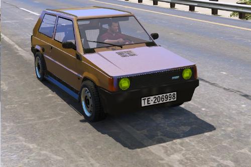 Fiat Panda Supernova