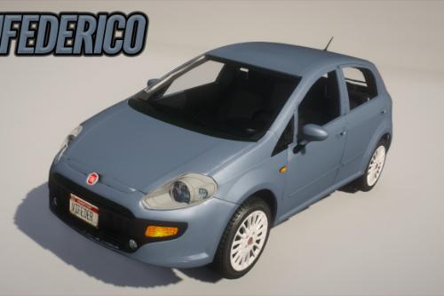 Fiat Punto Evo 2010