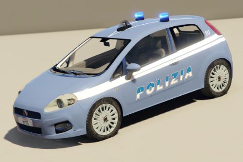 Fiat Punto - Polizia Di Stato