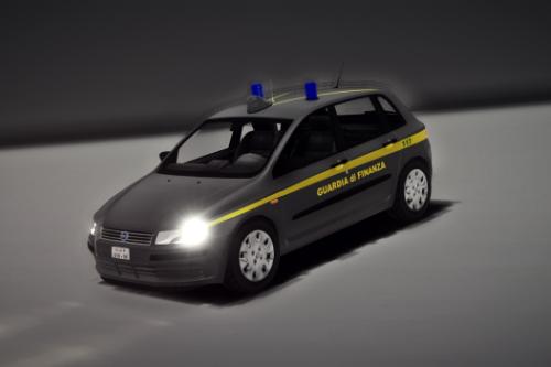 Fiat Stilo - Guardia di Finanza | Paintjob