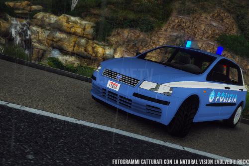 Fiat Stilo - Polizia di Stato