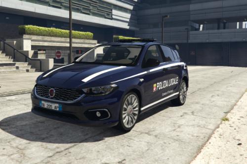 Fiat Tipo 2V -Polizia Locale-Comune di Trinitapoli
