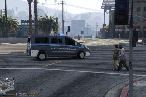 Fiat Scudo Polizia Penitenziaria