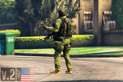 FIB/FBI SWAT