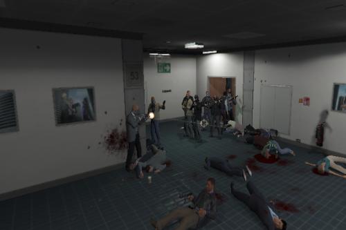 FIB Shooting