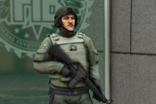 FIB SWAT PED