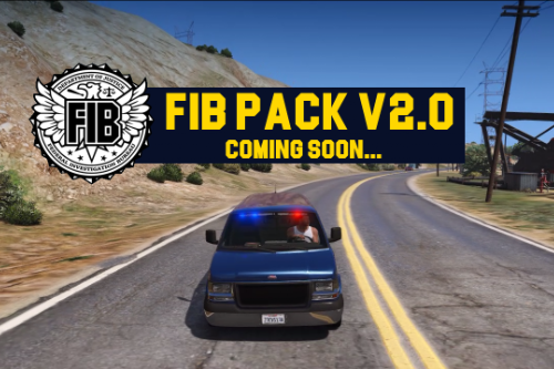 FIB Pack [Add-On - FiveM]