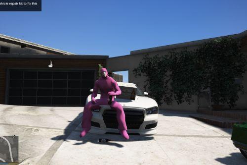 (FilthyFrank) Pinkguy Bodysuit