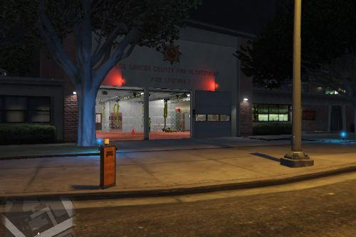 Fire House Map Pack