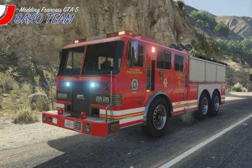 Firetruck - Heavy rescue vehicle [+ Add-On]