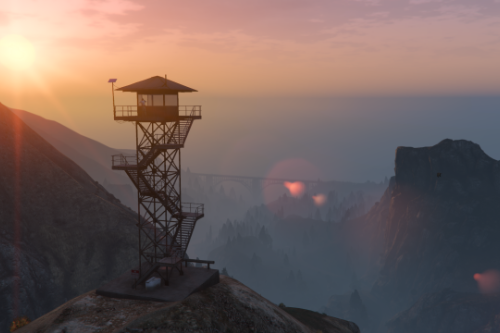 Firewatch Lookout Towers