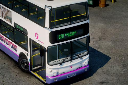 First bus ALX400 Bradford livery