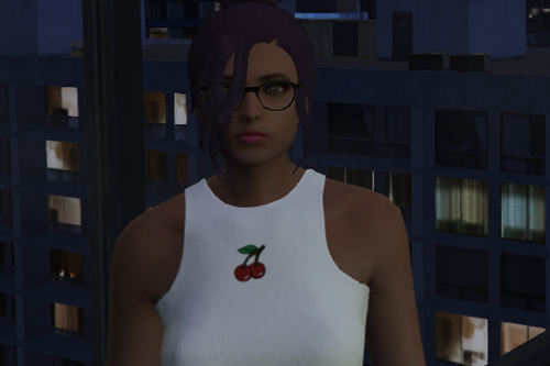 Fitted Shirt for MP Female [MP / FiveM]