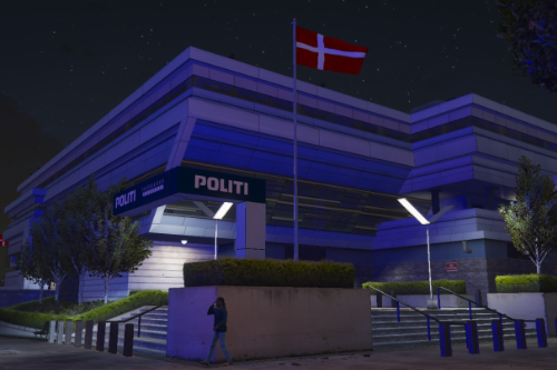 [Fivem] Danish Policestation (Mission Row)