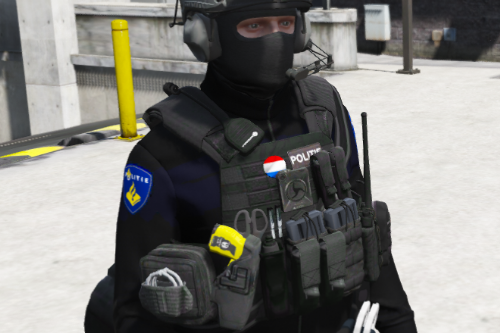 FiveM - Singleplayer - DUTCH EUP - BULLETPROOF-VEST