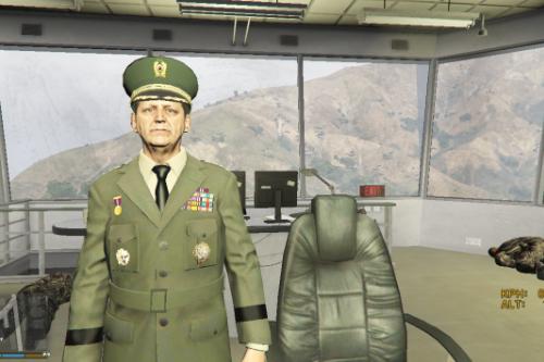 대한민국 국군 정복 Korea Army Suit