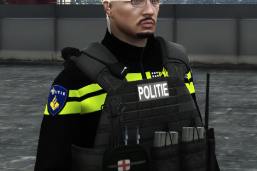 FiveM - Singleplayer - DUTCH EUP - Fictional BULLETPROOF VEST