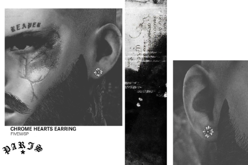 Chrome Hearts Earring [SP / FiveM]