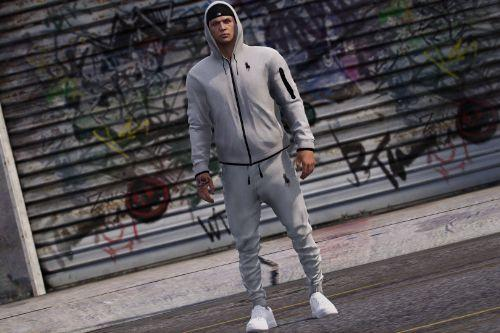 (FiveM/SP) Techfleece Sweatsuit For MP Male