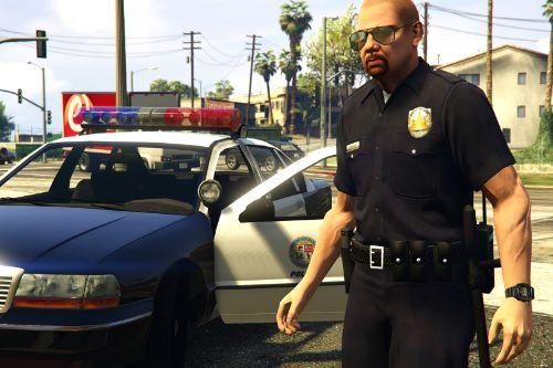 Improved male LSPD cops