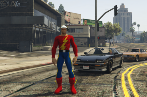 Flash Jay Garrick DCUO