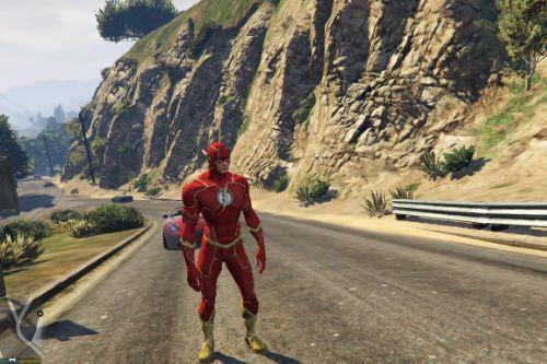 Flash New 52 [Add-On Ped]