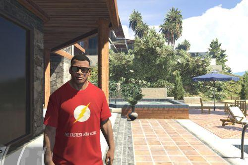 Flash T-shirt for Franklin