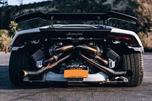 Lamborghini 5.2L V10 [Add-On Sound]
