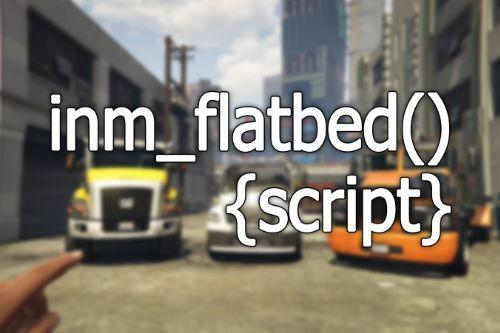 Rollback Flatbed Script