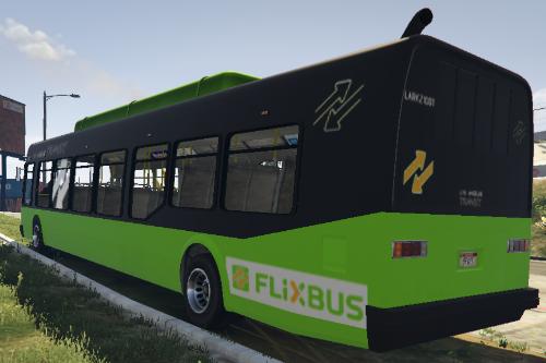 Flixbus Tourbus Replace