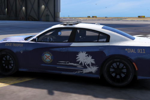 Florida State Highway Patrol Livery Pack