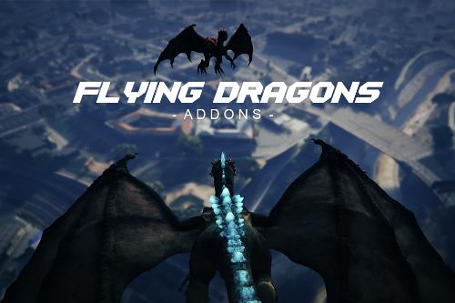 Flying Dragons [Add-On]