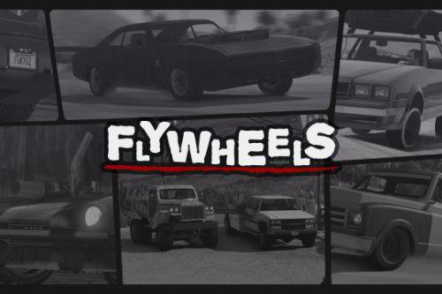 Flywheels Pack [Add-On]